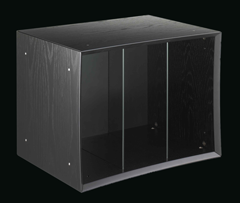 Black Qube Finish