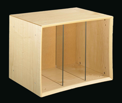 Maple Qube Finish