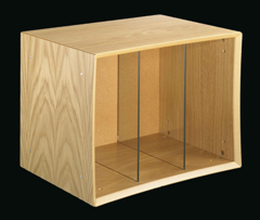 Oak Qube Finish