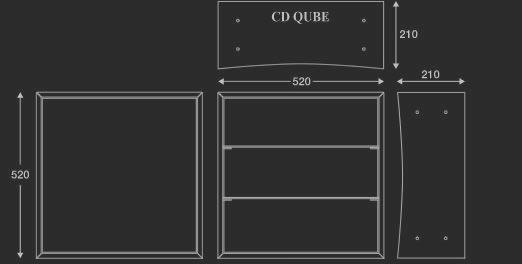 CD Qube Specifications